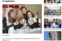 Schul-Event der HLA Mödling vom 19 bis 21.September | Mödling Online