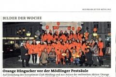 48.W.Orange-Hingucker-vor-der-Mödlinger-Pestsäule-BB
